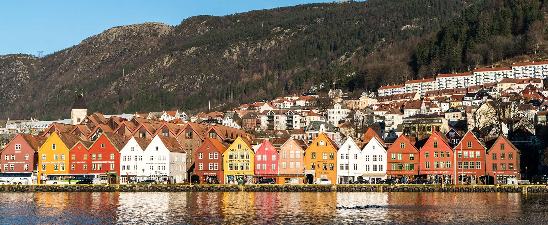 Scandinavia, Norway, Bergen
