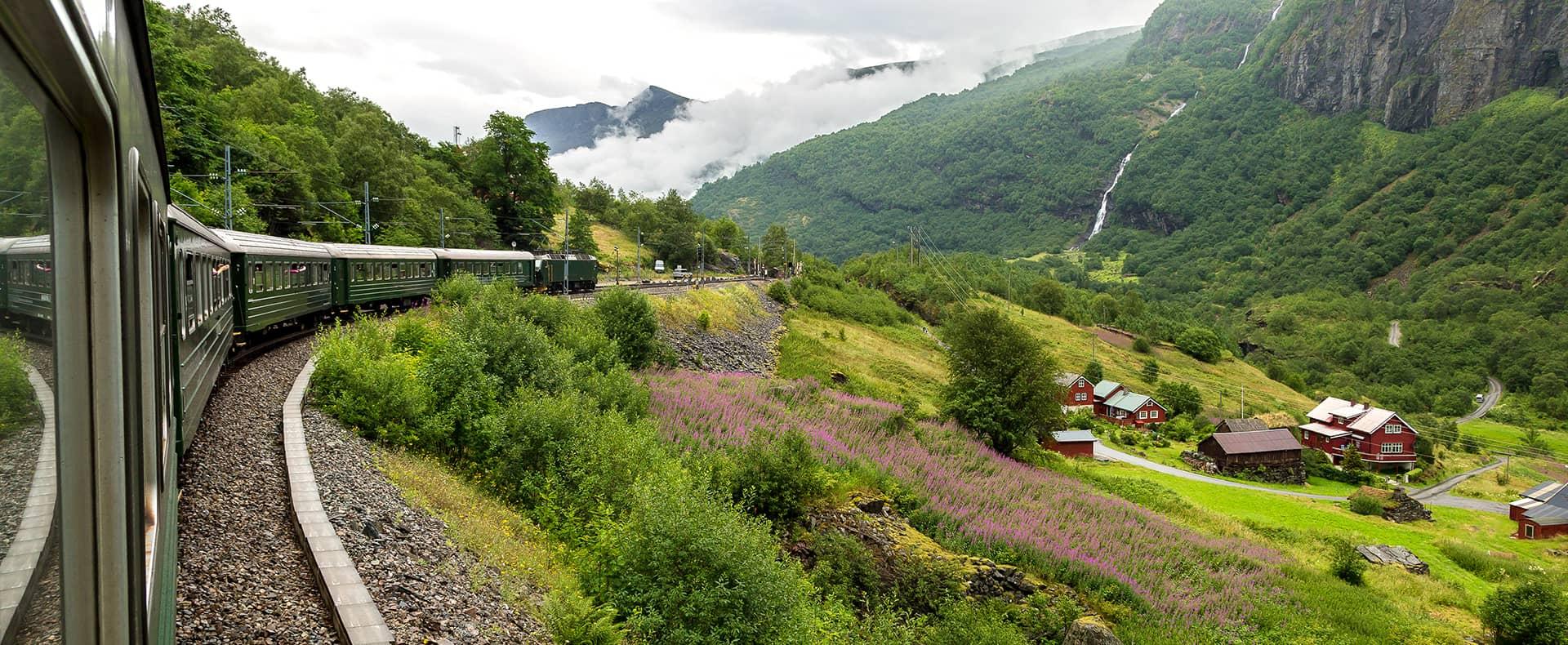 Flam, Norway