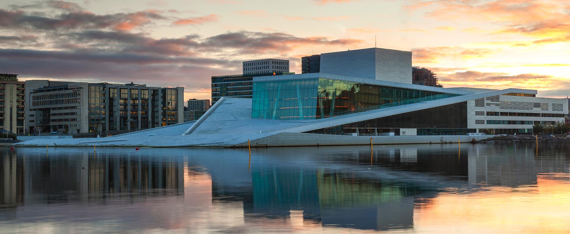 Scandinavia, Norway, Oslo