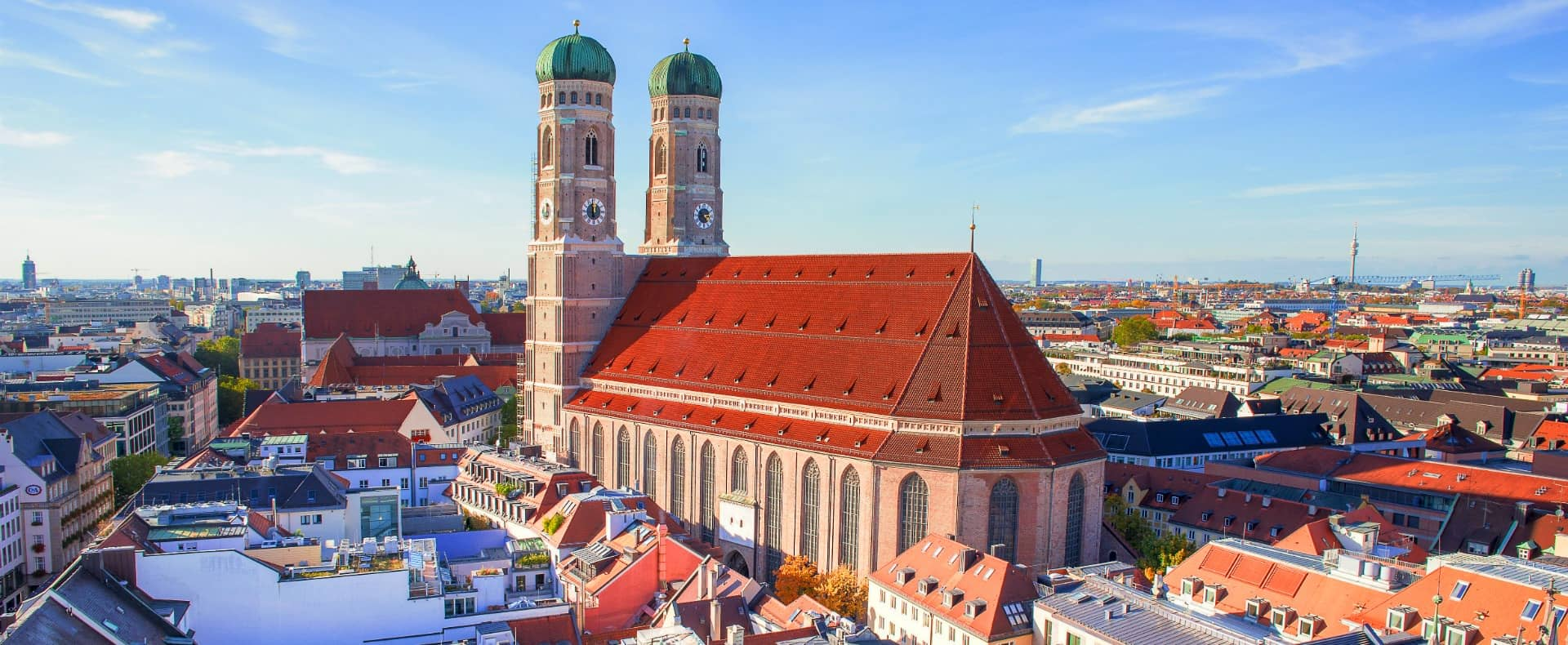 Frauenkirche, Munich, Germany