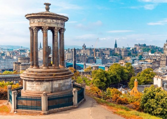 Top 10 Edinburgh Tourist Attractions