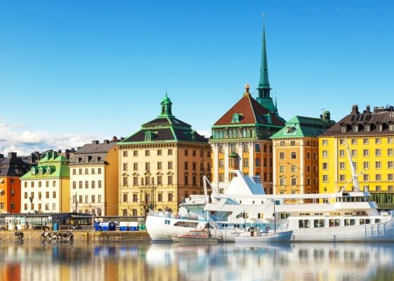 Top 8 Stockholm Tourist Attractions