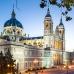 Almudena Cathedral Near Royal Palace, Madrid