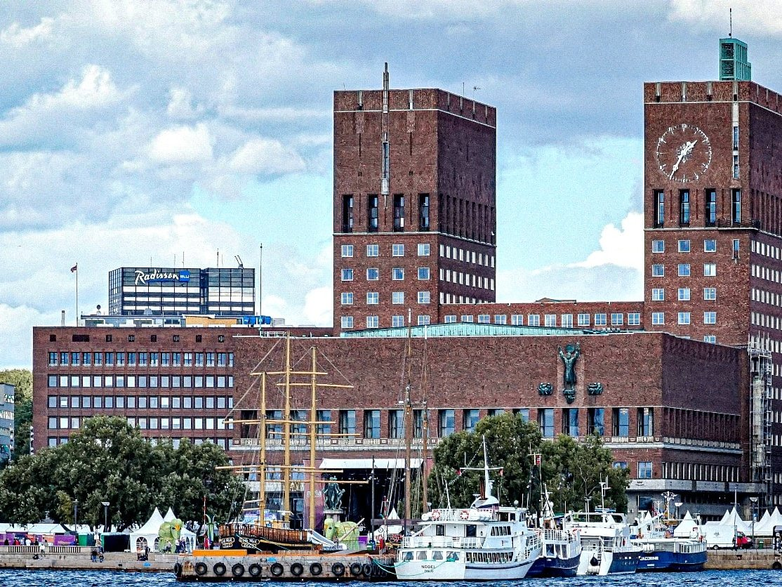 City Hall, Oslo