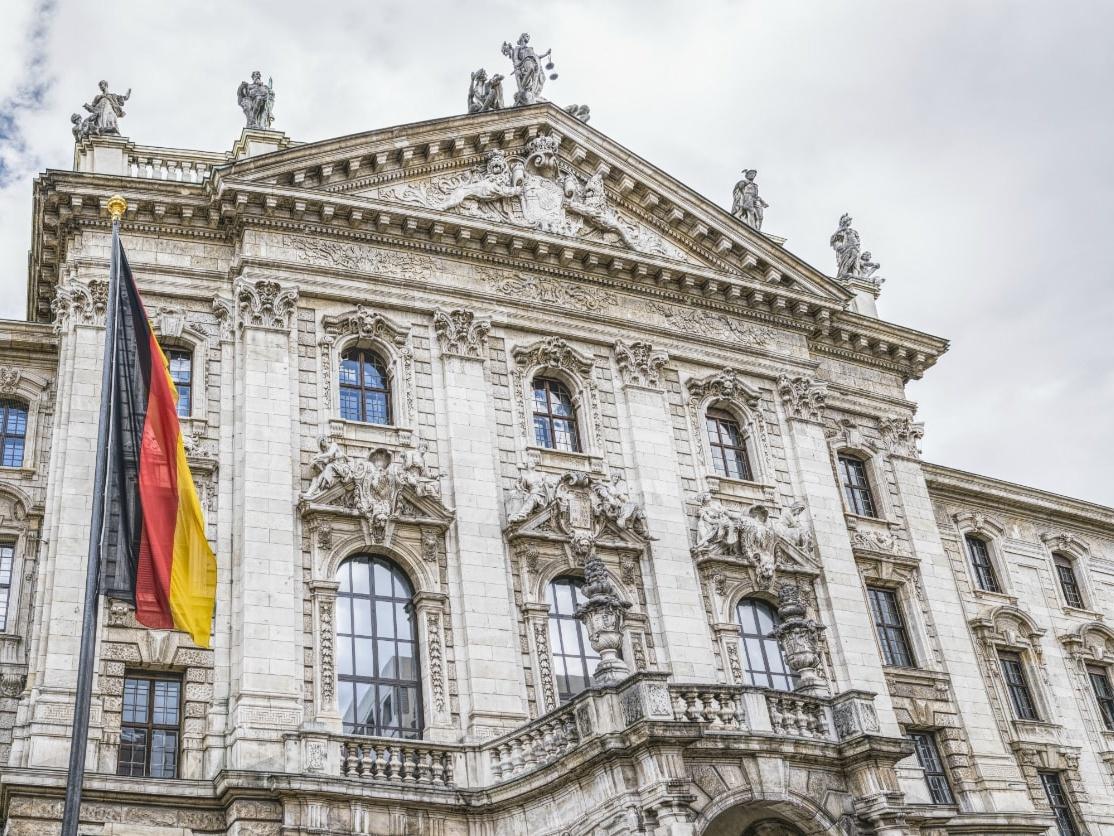 Court Of Justice, Munich