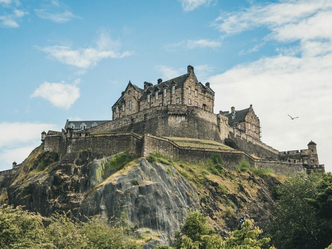 Edinburgh Castle, Edinburg