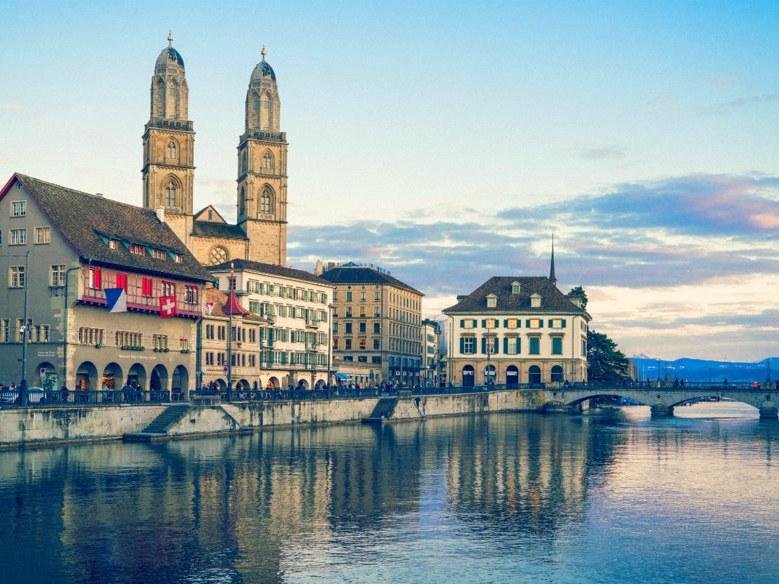 Grossmunster Church, Zurich