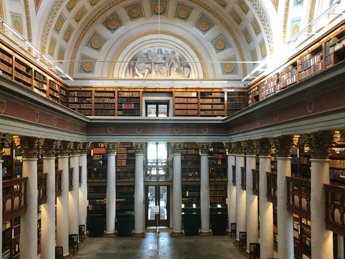 National Library, Helsinki