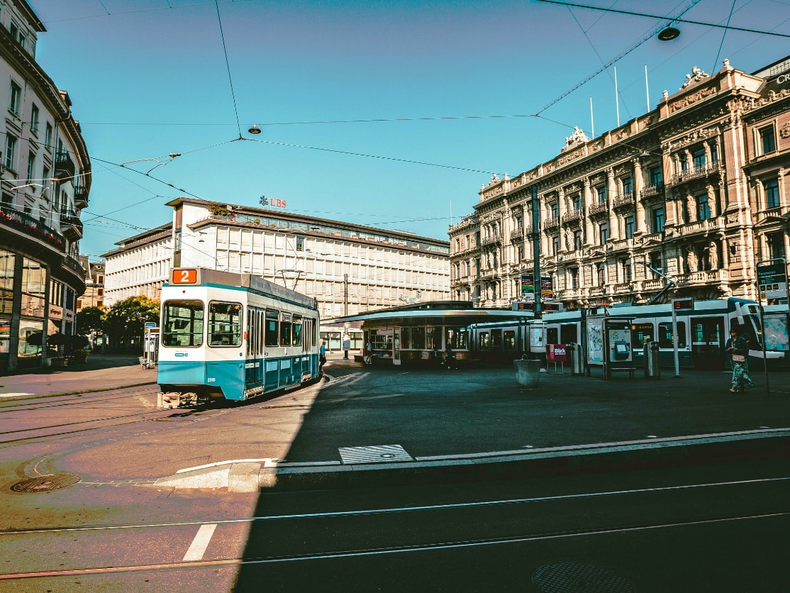 Paradeplatz, Zurich