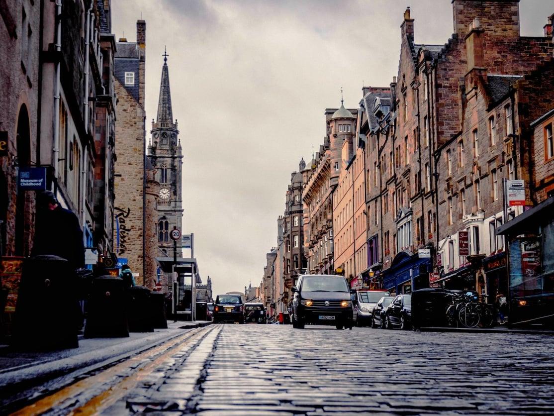 Royal Mile, Edinburgh