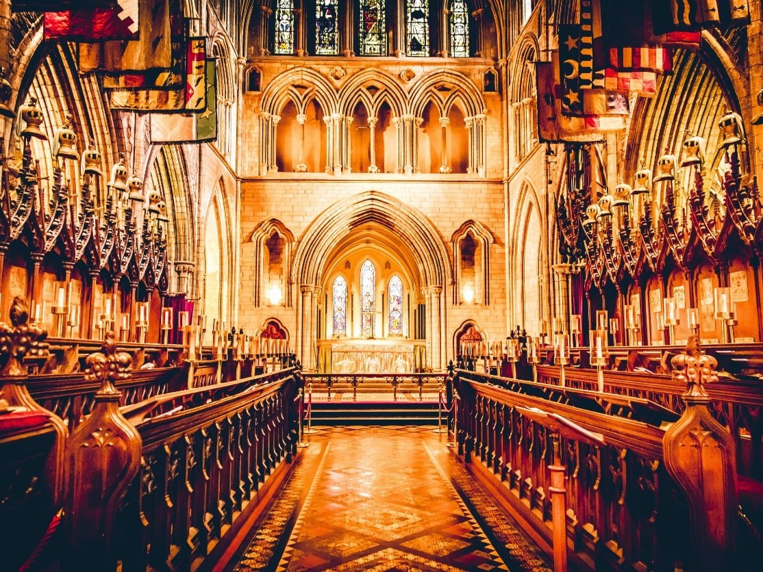 Saint Patrick's Cathedral, Dublin