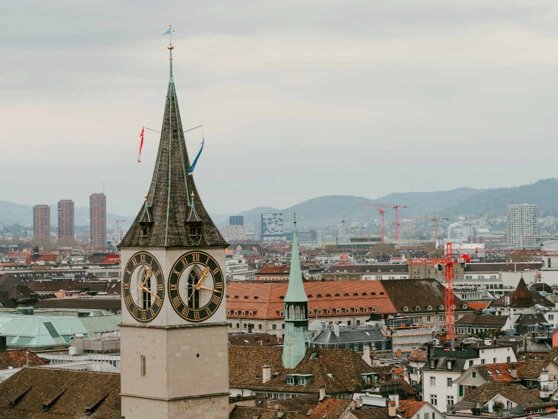St. Peter Church, Zurich