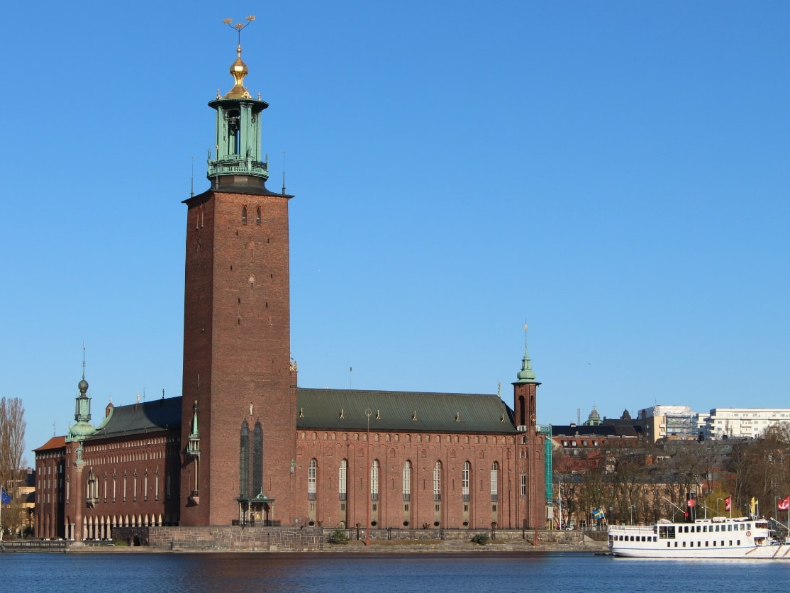 City Hall, Stockholm