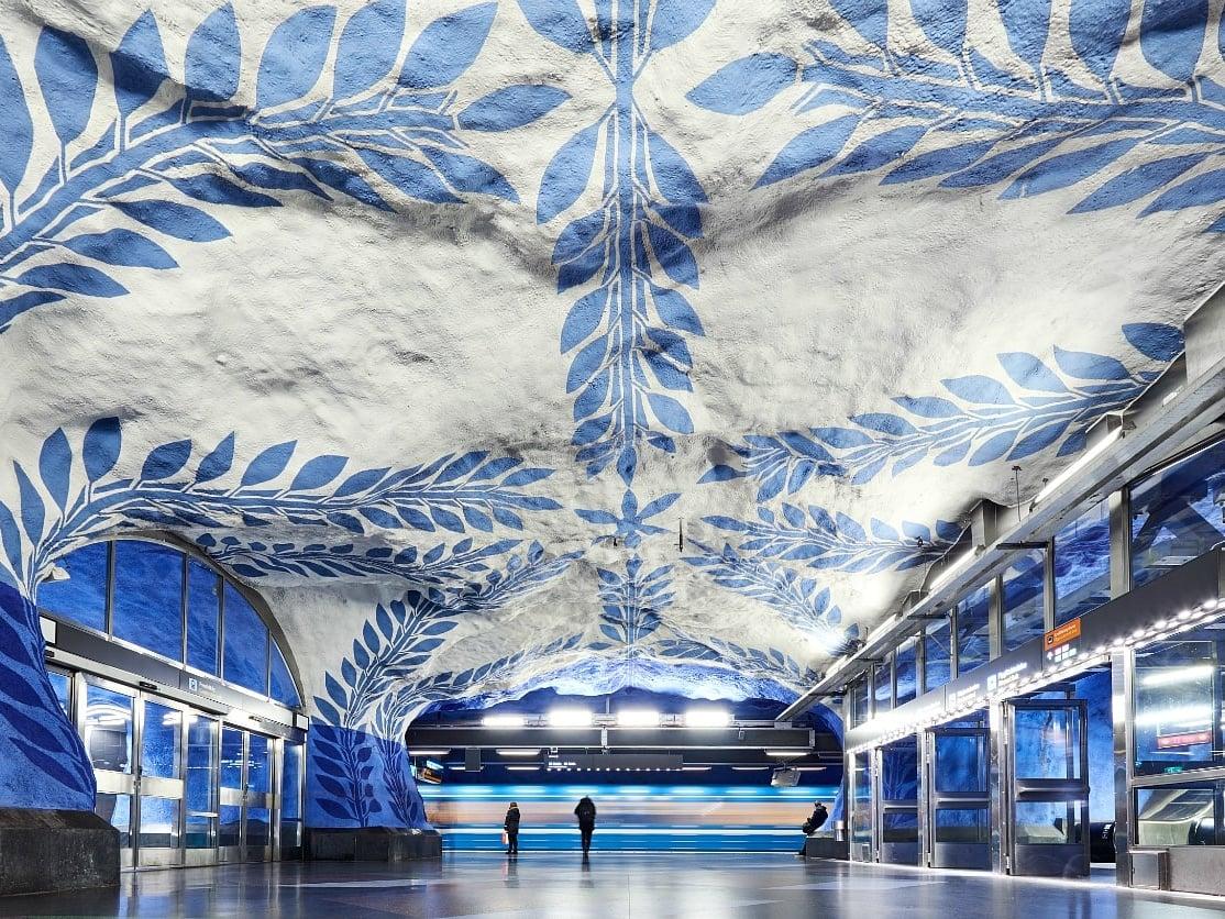 Stockholm Subway, Stockholm