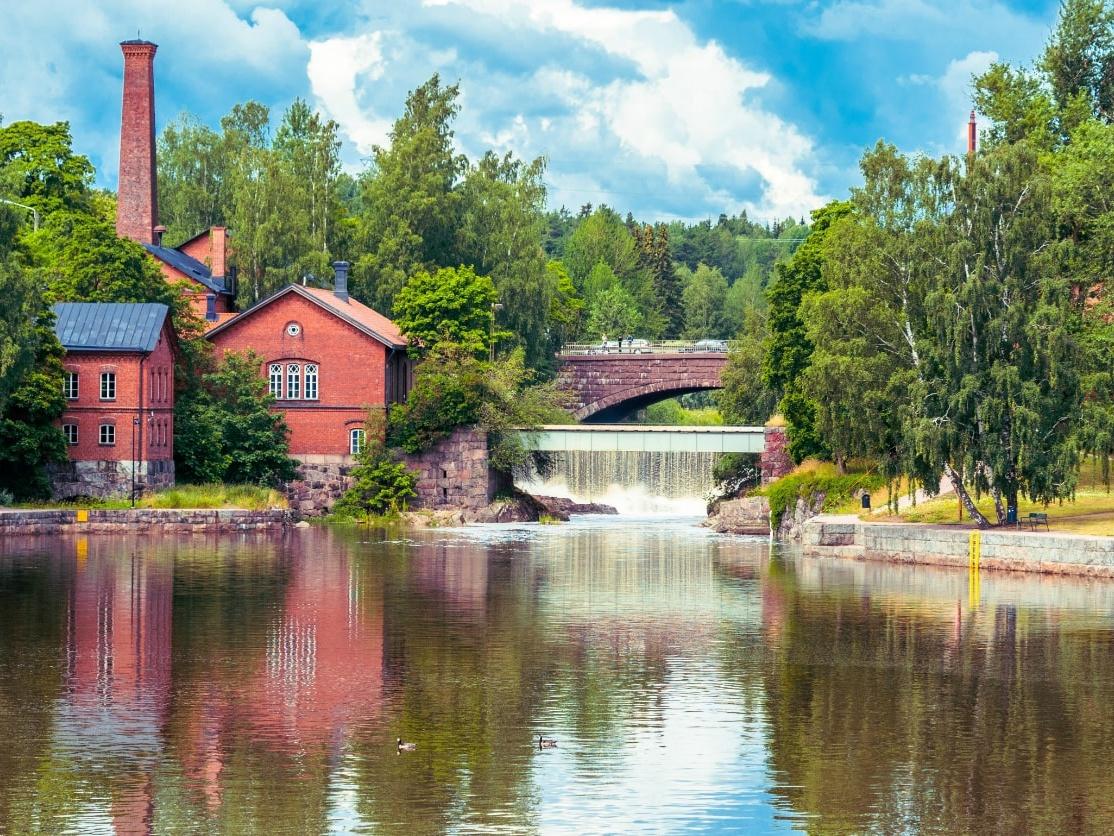 Vanhankaupunginkoski, Helsinki