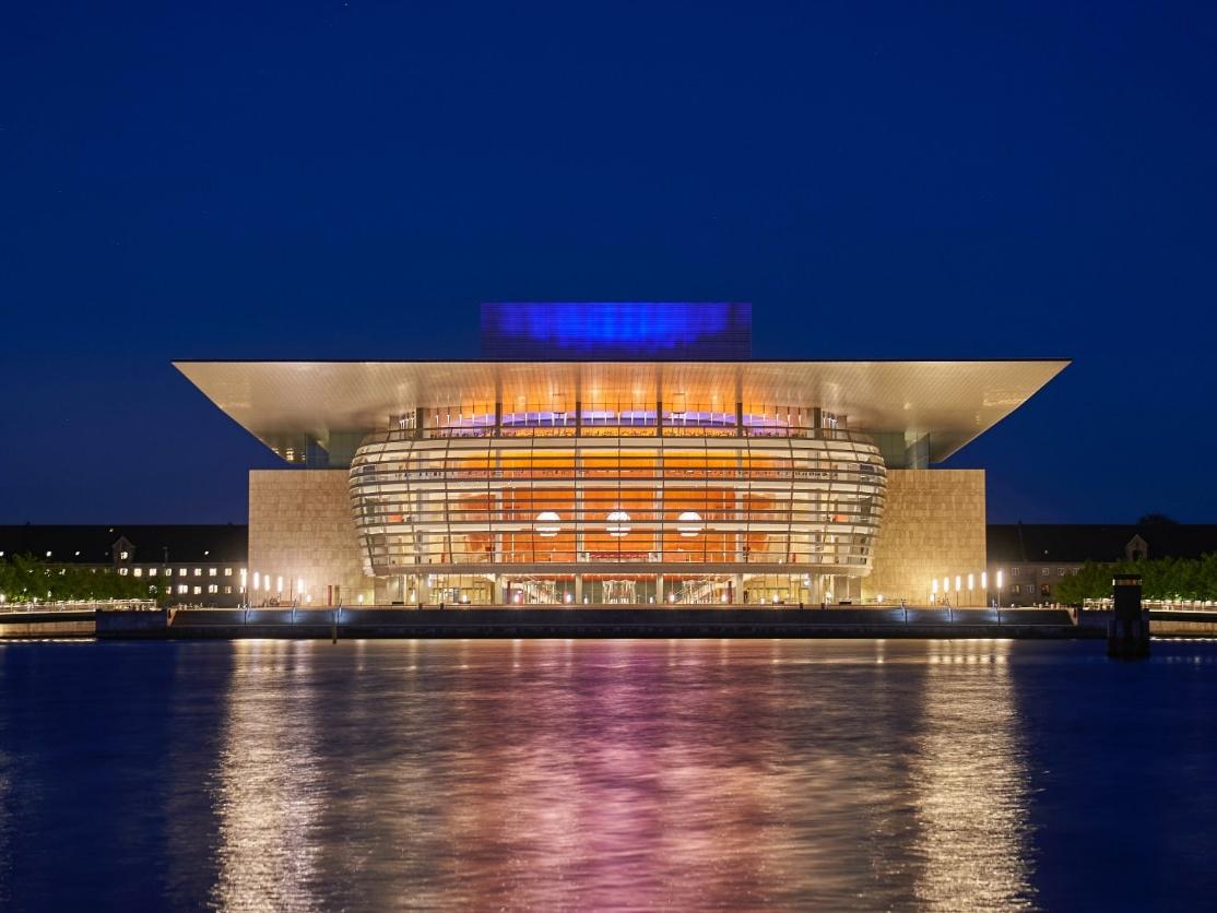 The Royal Opera House, Copenhagen