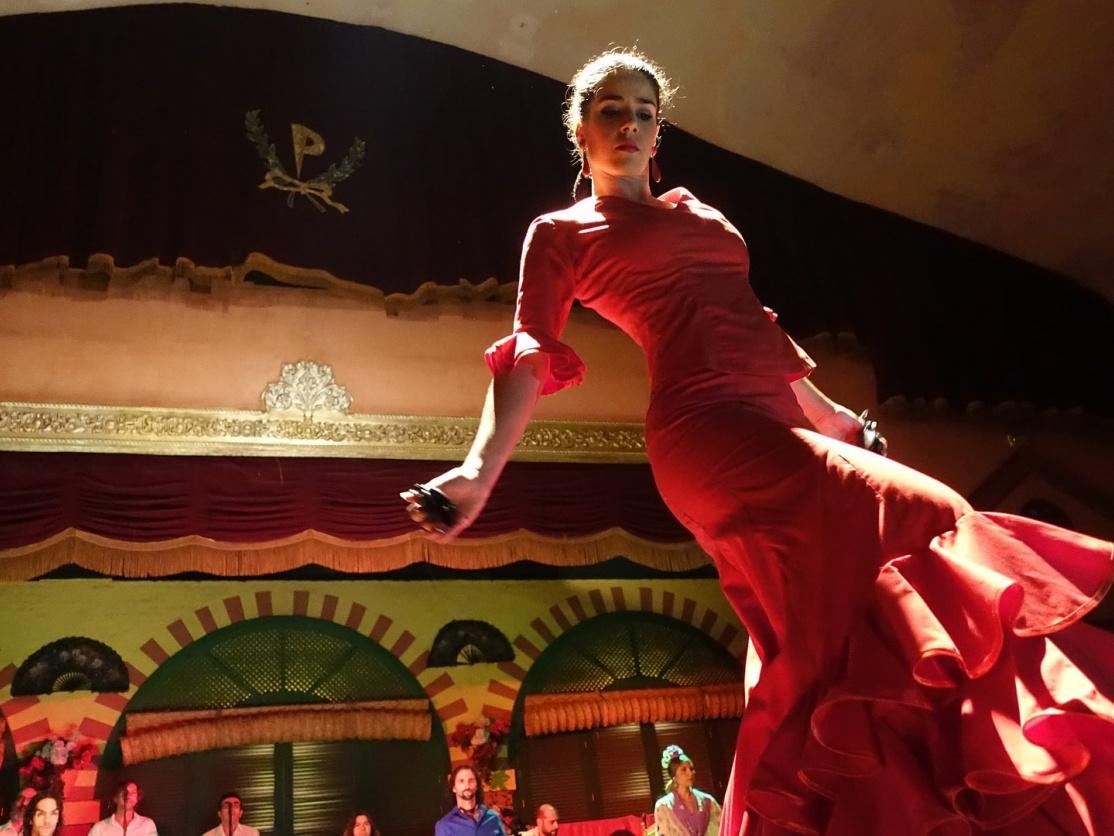 Museo del Baile Flamenco, Seville