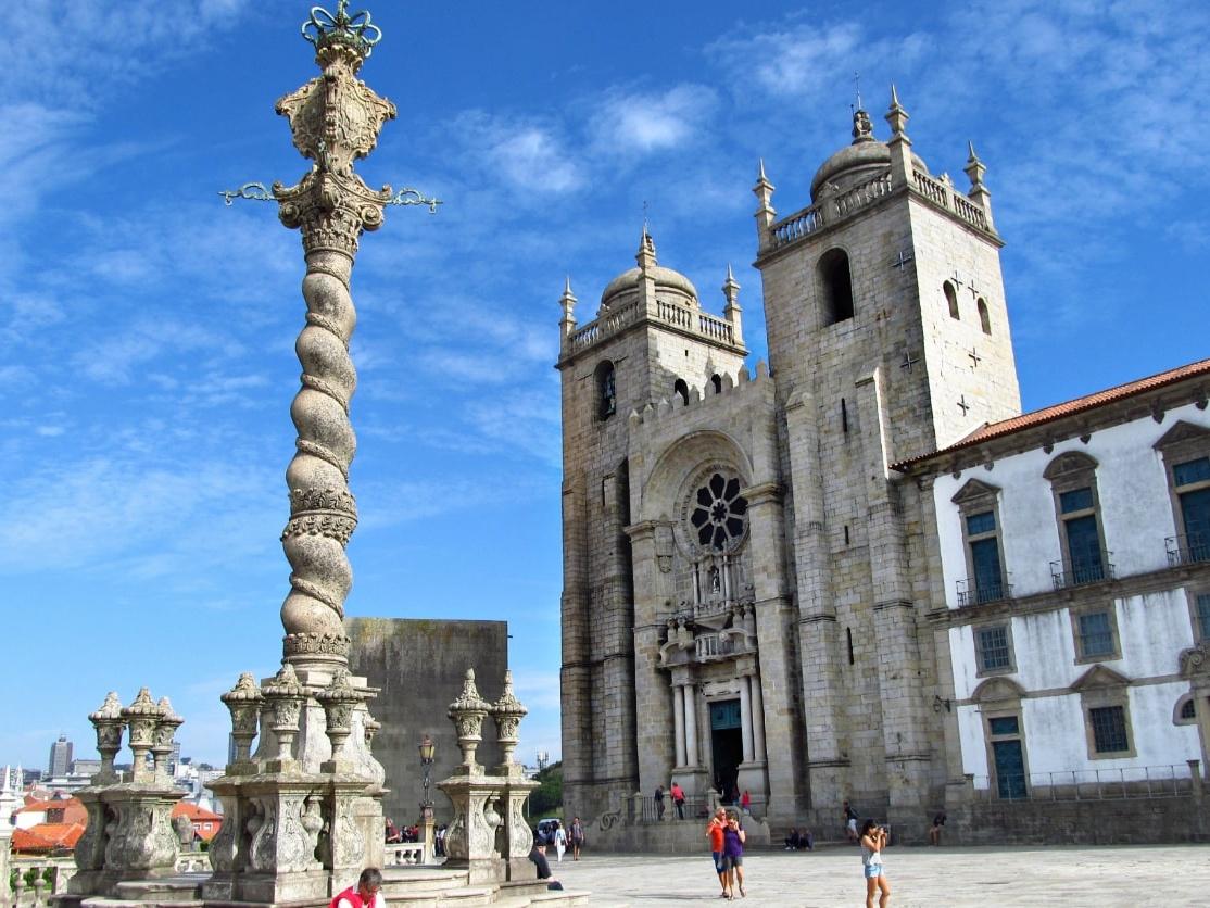 Porto Cathedral, Porto