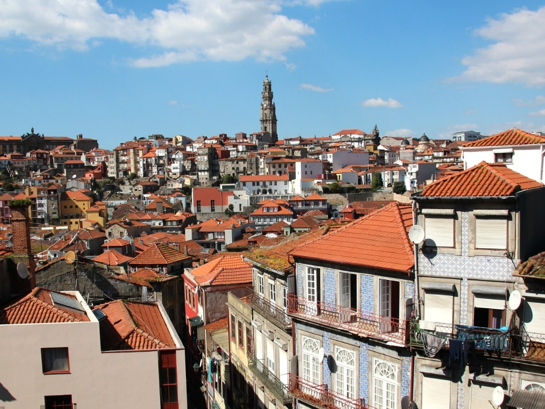 Clerigos Tower & Church, Porto