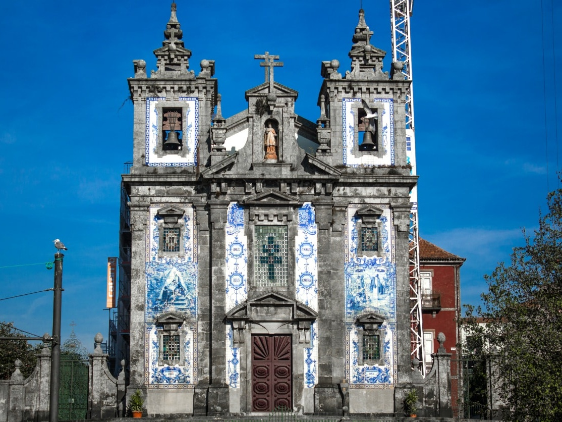 Saint Idelfonso Church, Porto