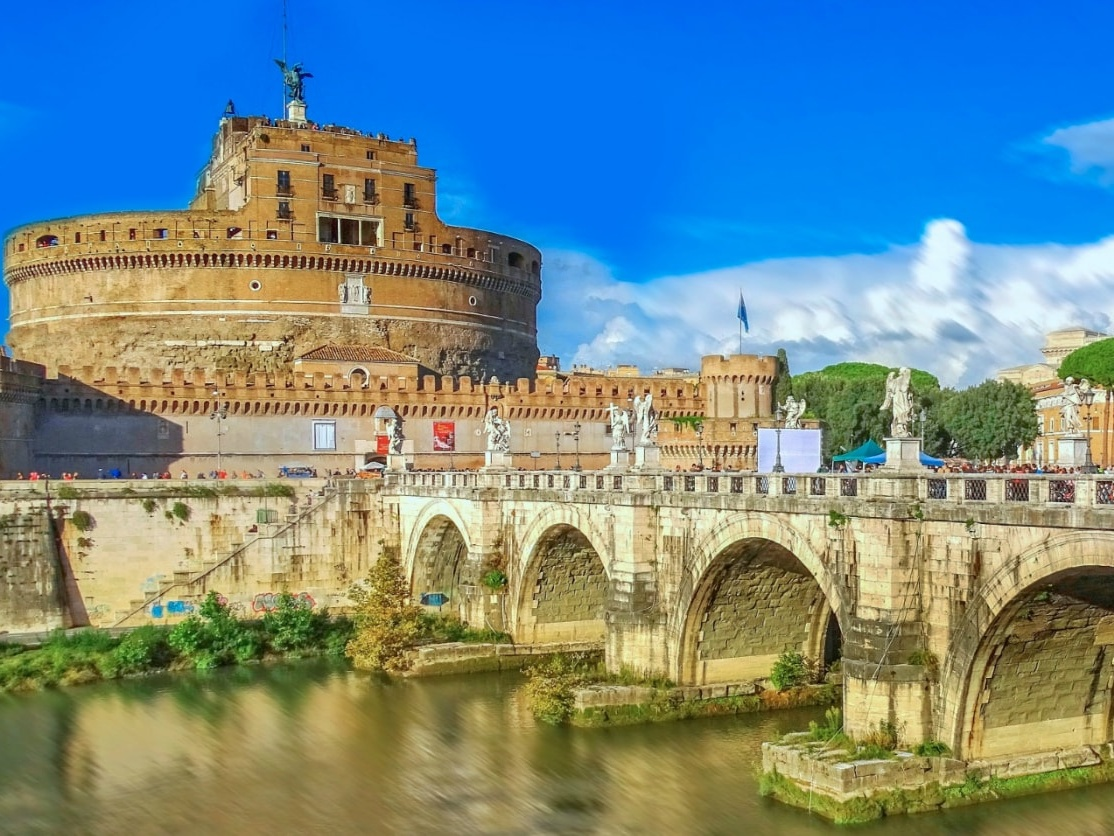 Castel Sant'Angelo Fortress, Rome