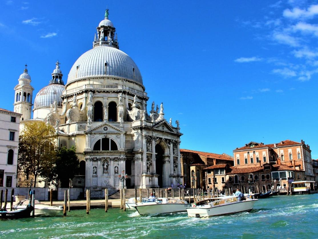 Santa Maria della Salute Church, Venice