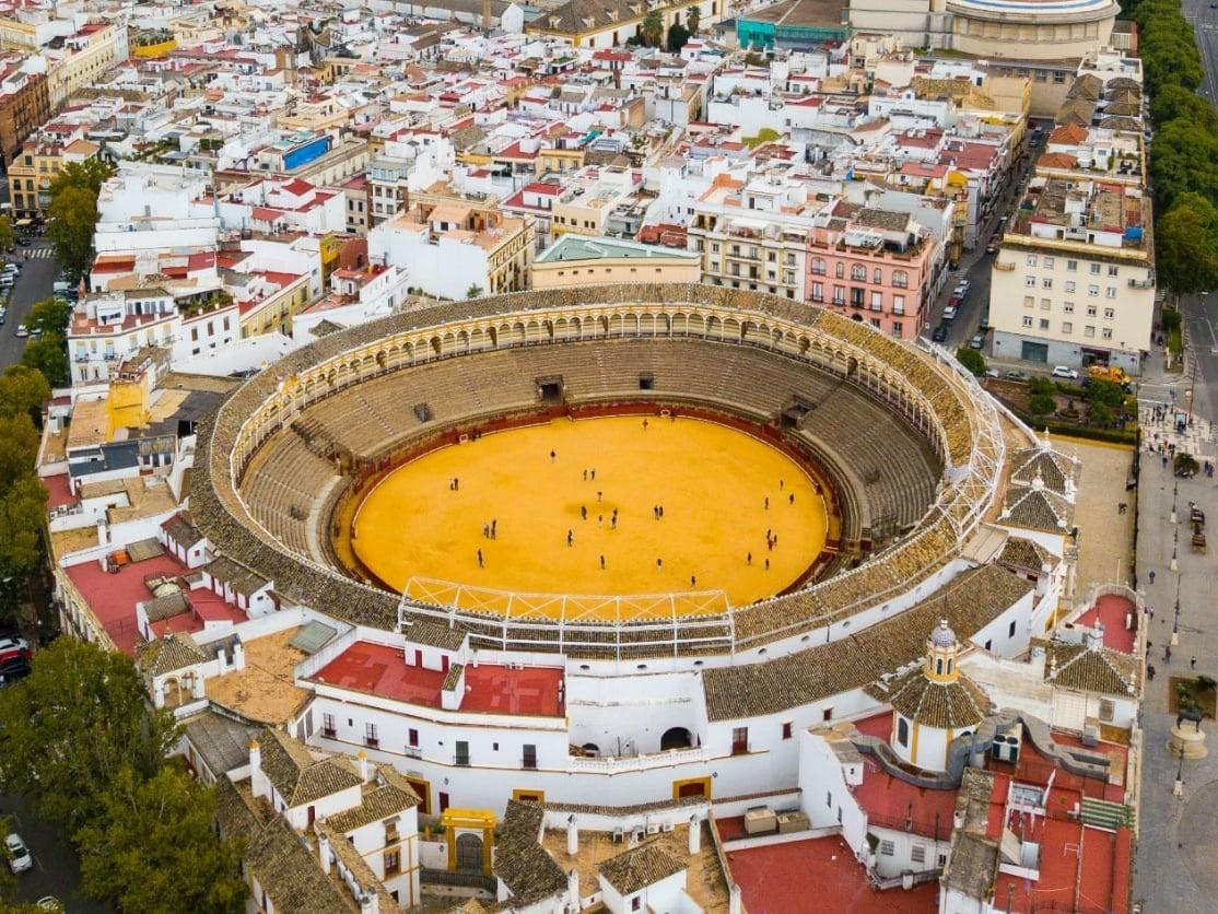 Maestranza Bull Ring, Seville