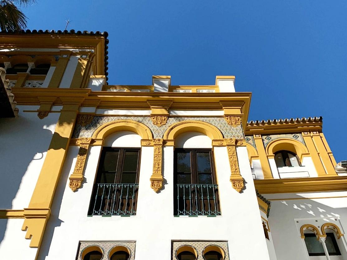 Barrio Santa Cruz, Seville