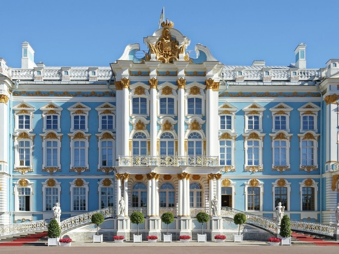 Catherine's Palace, St. Petersburg