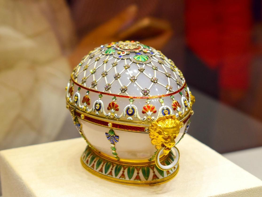 Faberge Museum, St. Petersburg