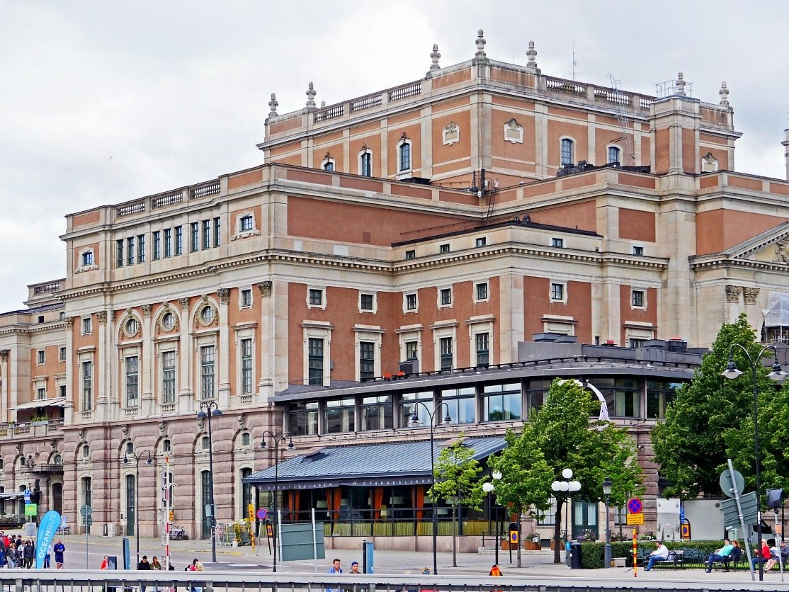 Royal Swedish Opera, Stockholm
