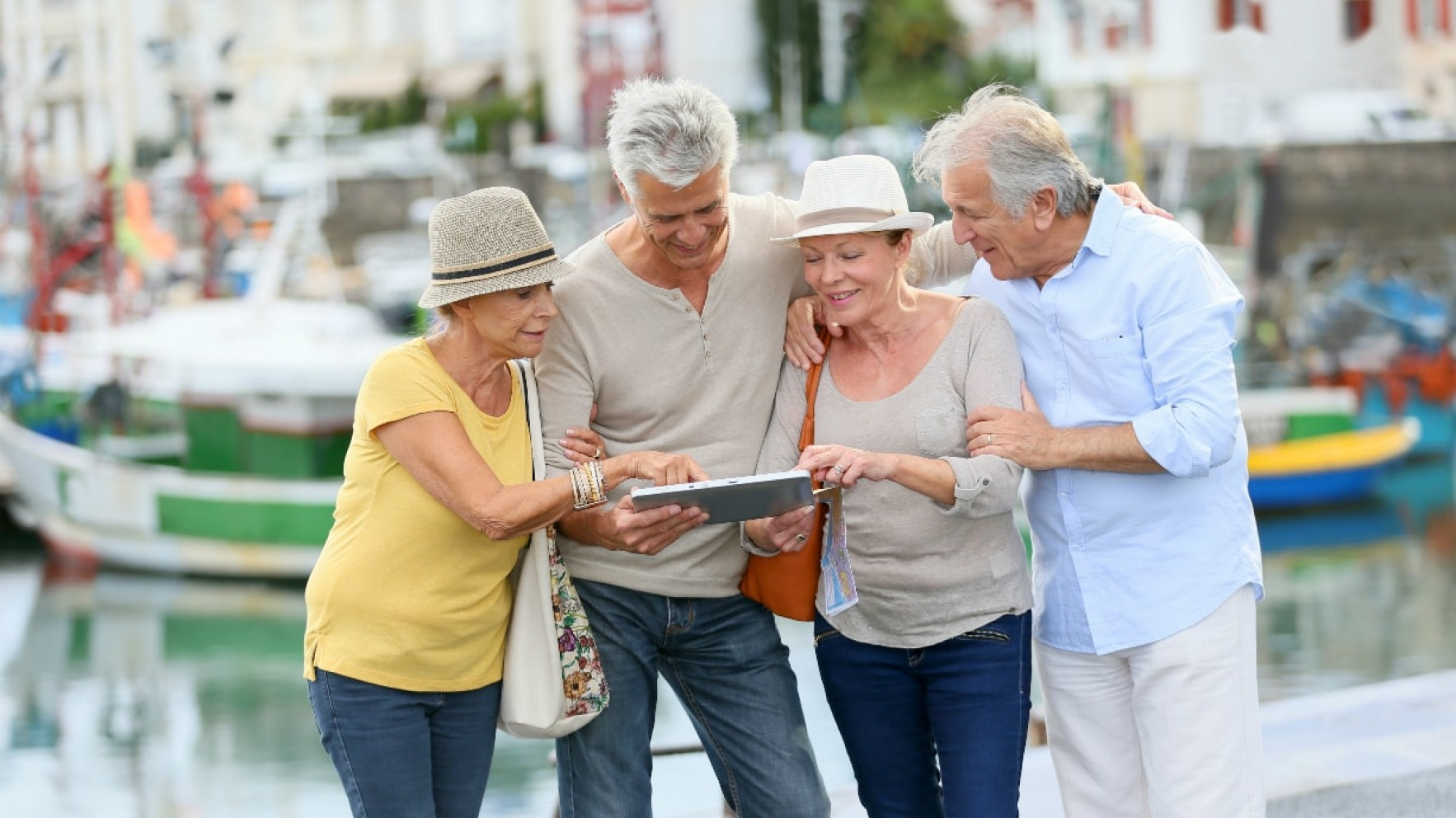 Best Tours of Italy for Seniors