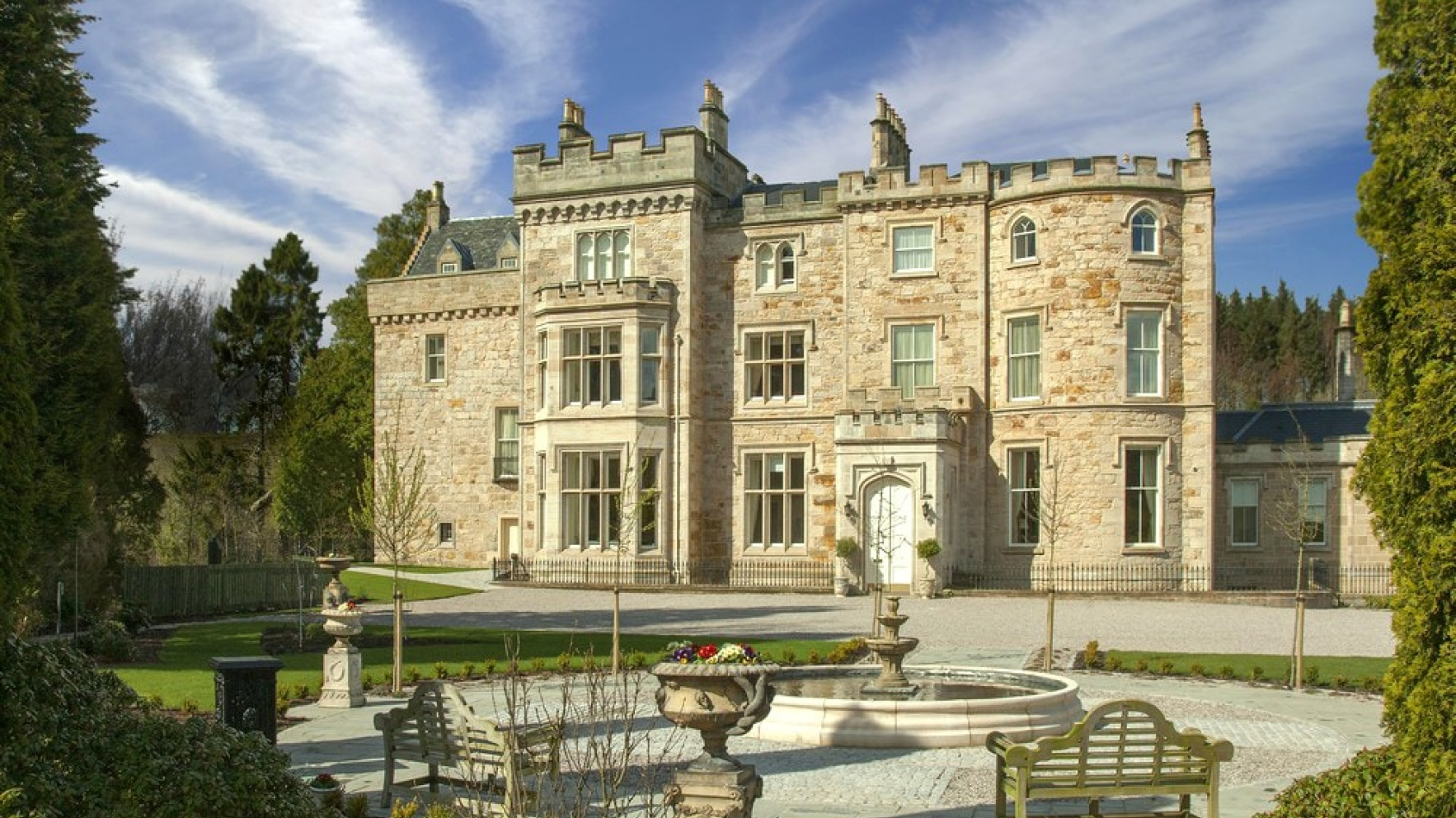 Top Scotland Castle Hotels