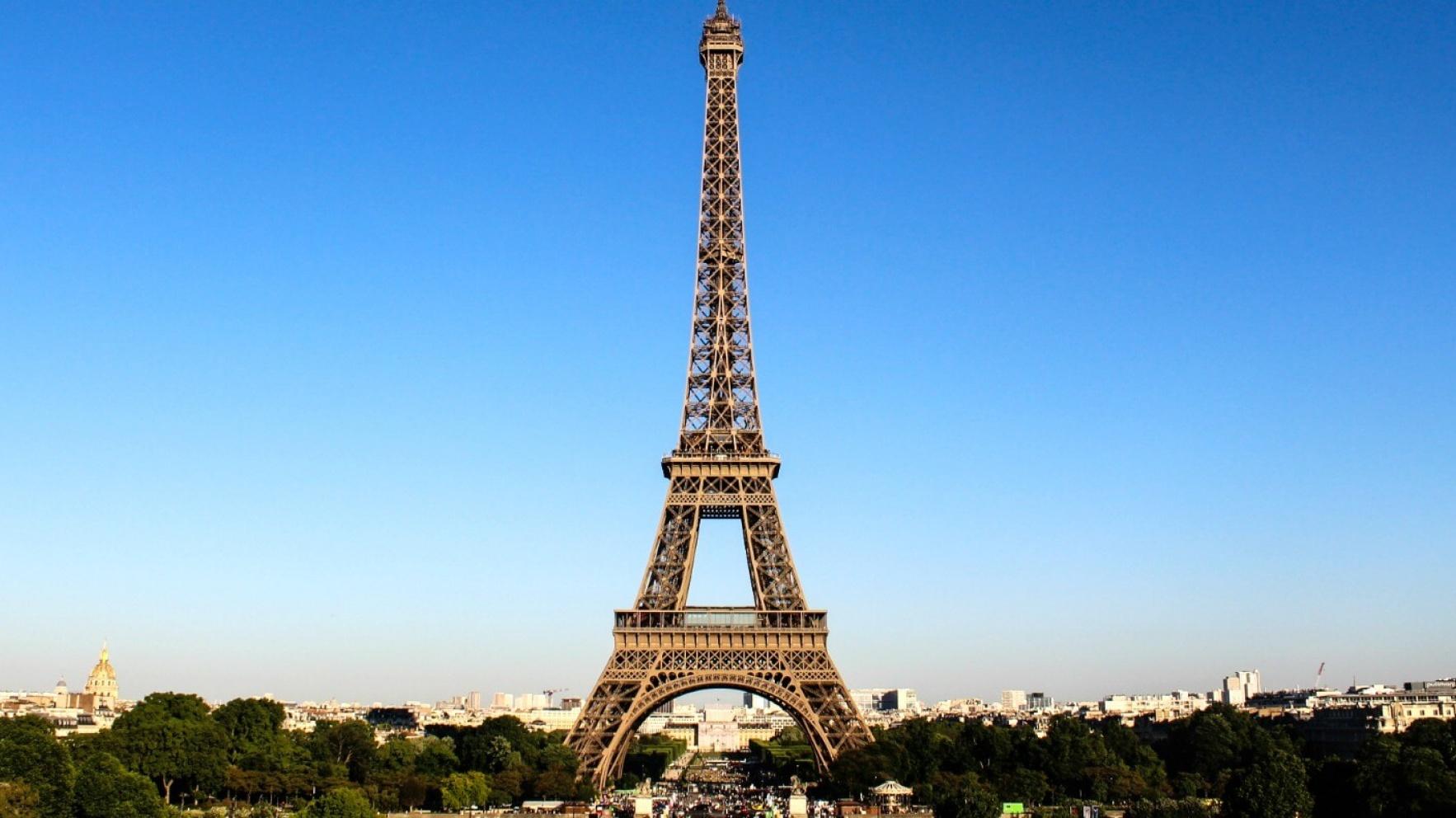 Top 10 Paris Tourist Attractions