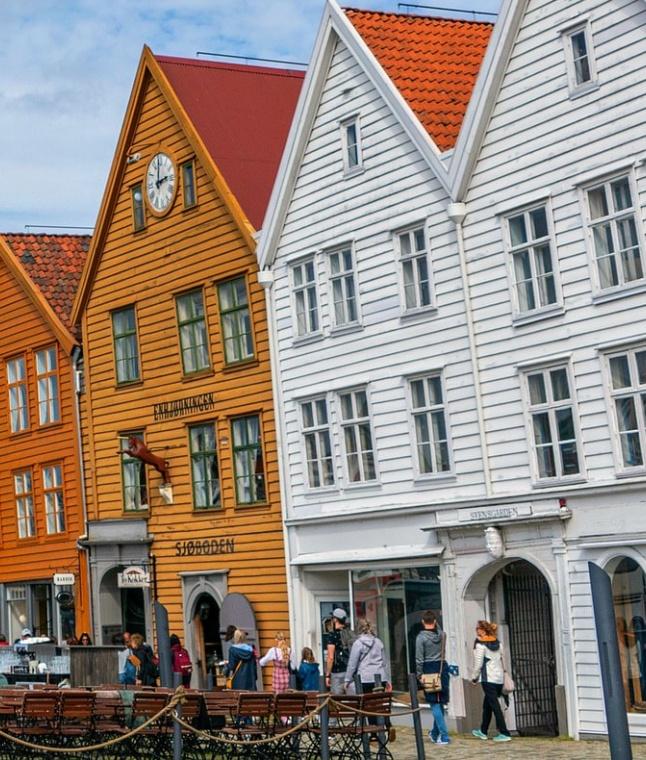 Top 6 Bergen Tourist Attractions