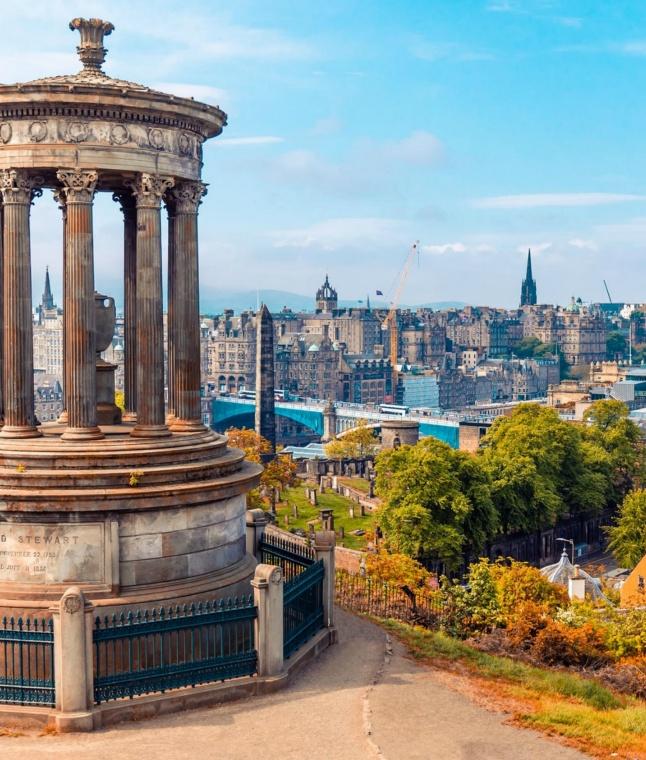 Top 10 Edinburgh Tourist Attractions