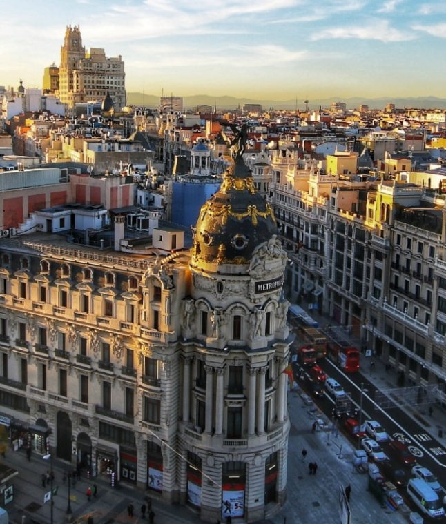 Top 10 Madrid Tourist Attractions