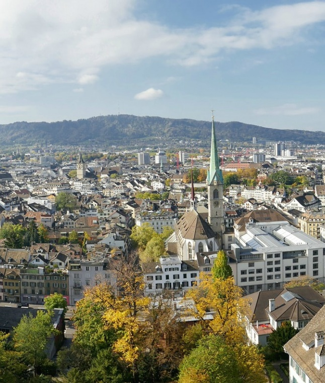 Top 9 Zurich Tourist Attractions