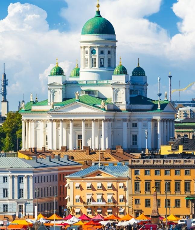 Top 9 Helsinki Tourist Attractions