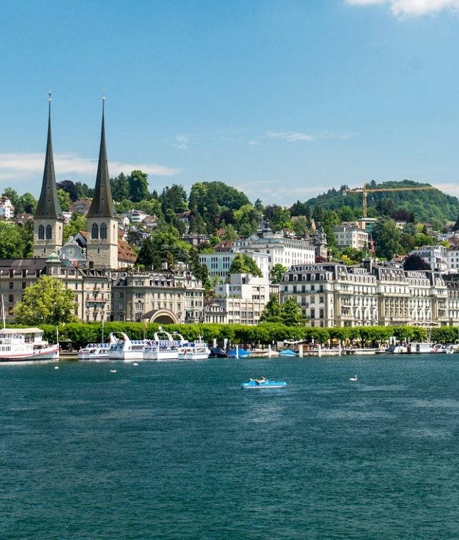 Popular Cities in Switzerland