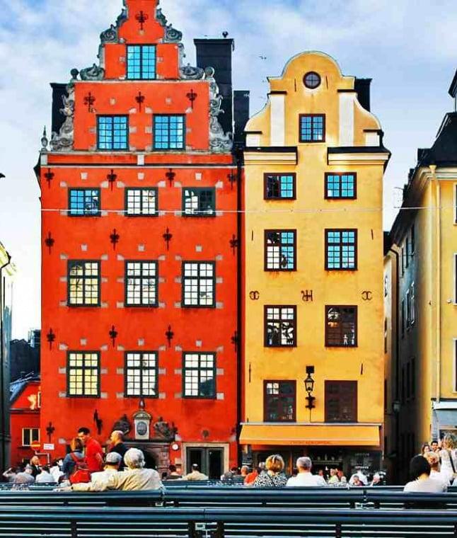 Best cities to visit in Sweden