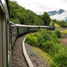 Flamsbana Railway, Flam