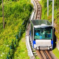 Floibanen Funicular, Bergen