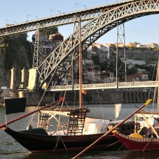 Luis I Bridge, Porto