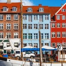 Nyhavn, Copenhagen