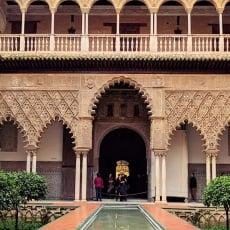 The Real Alcazar, Seville