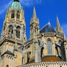 Bayeux Cathedral, Bayeux
