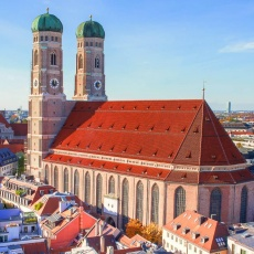 Frauenkirche, Munich