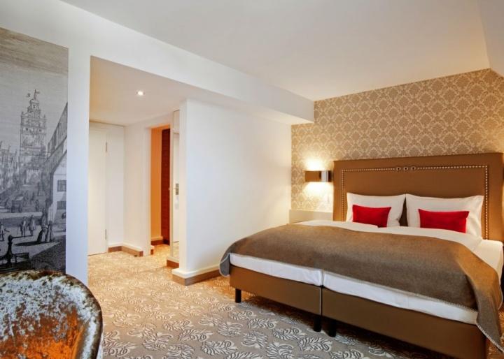 Steigenberger Hotel Drei Mohren, Augsburg