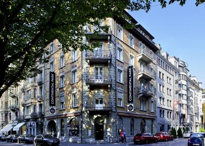 Continental Park Hotel, Lucerne